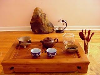Niu Gu Gon Fu Tea Ceremony