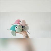 http://amigurumislandia.blogspot.com.ar/2018/05/amigurumi-tortuga-crochet-y-amigurumis.html
