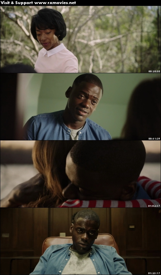Get Out 2017 English 720p WEB-DL 850MB ESubs