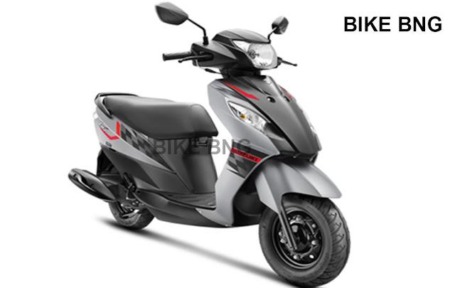 Suzuki Lets (Scooter) in Bangladesh in Bangladesh 2018