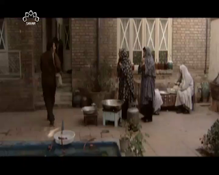 Andherey Ka Tohfa Episode 10, as he is forced to complete a task to marry with the girl who is in party woring as Govt party in country while hero of serial is working in opposition party, as per orders by his boss he increase the relations with the girl namely Sarah, working in a library school of Tehran, he met the girl and propose her for marry then he sent his family to her home for marry but girl revealed that she can not born baby as she was operated in her childhood, but due to this issue he also accept the girls offer and marry her after discussing his family.