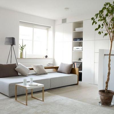 model desain dekorasi dan contoh warna cat ruang tamu