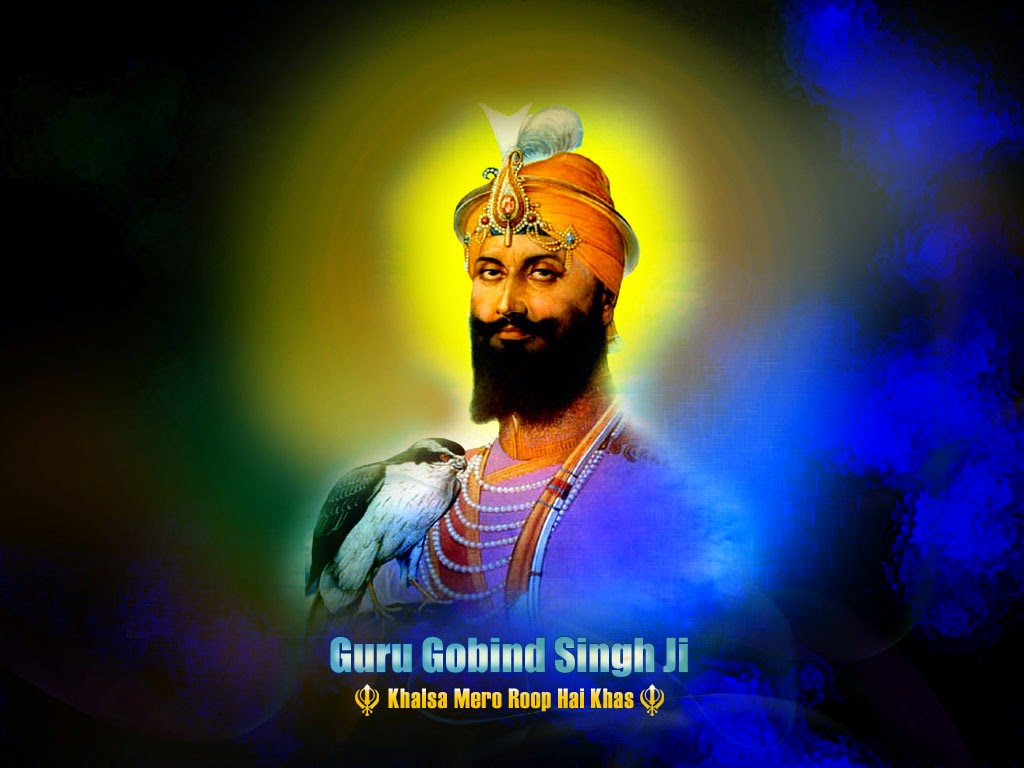 Hindu god guru gobind singh ji wallpaper download - Shri guru gobind singh ji wallpaper ...