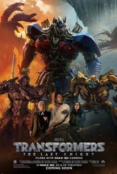 Transformers: El Ultimo Caballero