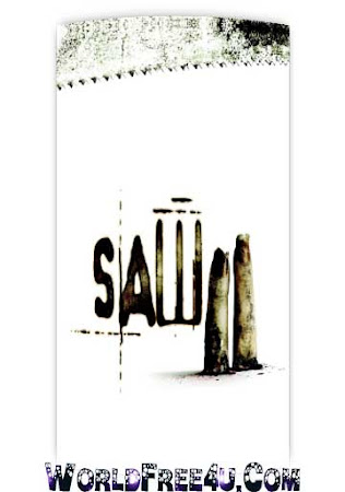 Poster Of Saw II In Dual Audio Hindi English 300MB Compressed Small Size Pc Movie Free Download Only At worldfree4u.com