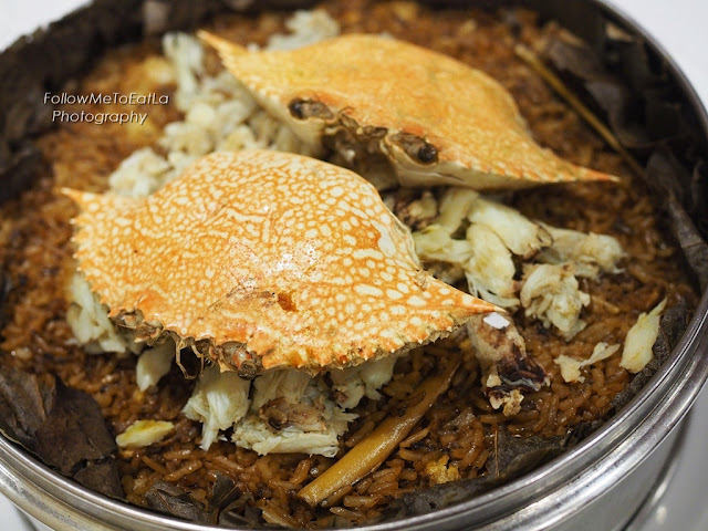 Padi Field Crab Rice