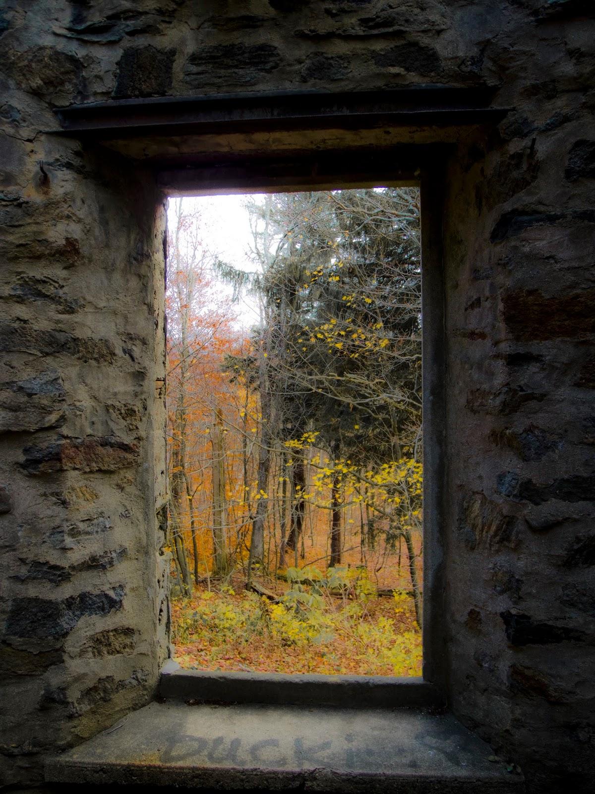 Cunningham Tower - Mattatuck Trail