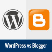 How to Determine Between Blogger and Wordpress