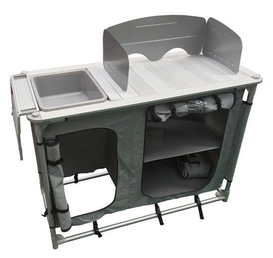 Camp Kitchen With Sink