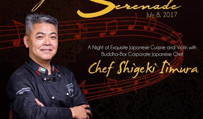 Buddha-Bar Manila: Experience the taste of Japanese Food & Music