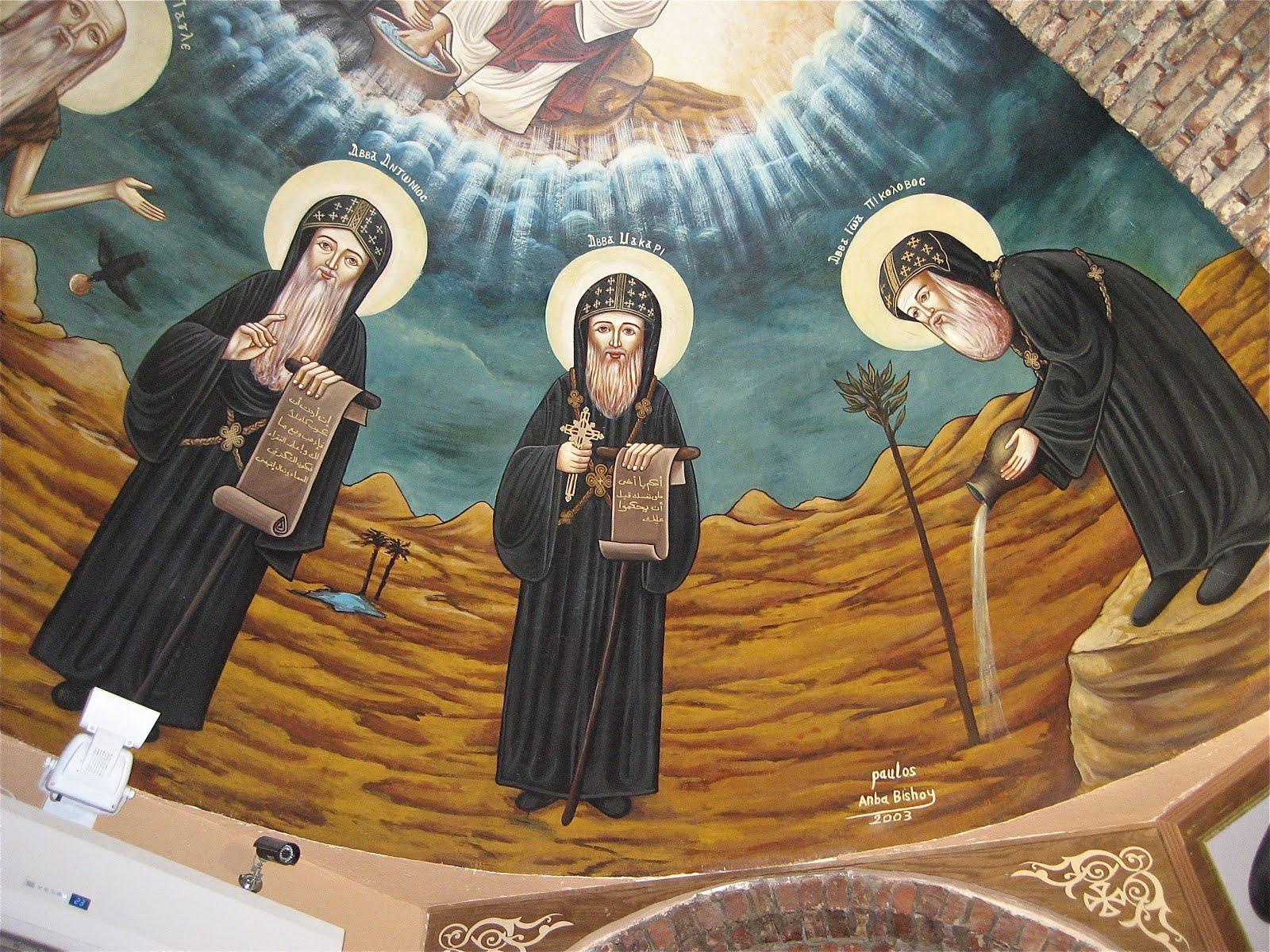 Riphenburg Egypt From Monastery To Desert