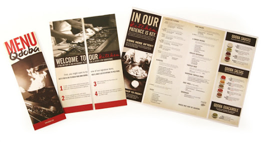 Menu Printing Tips For Restaurant Owners