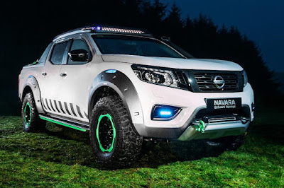 Nissan NP300 Navara Double Cab EnGuard Concept (2016) Front Side