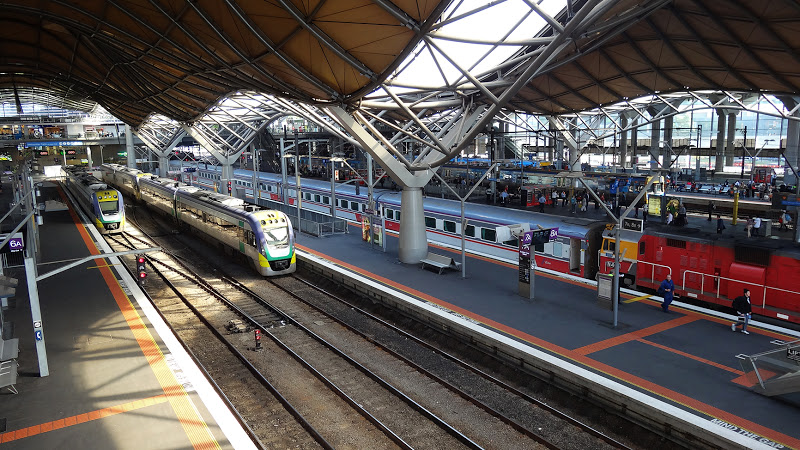 southern cross station - photo #43
