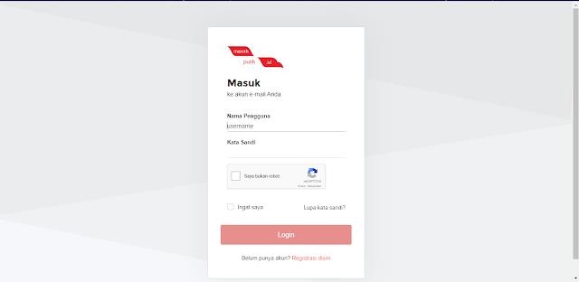 Cara Membuat Akun Email Di Merahputih.id Gratis
