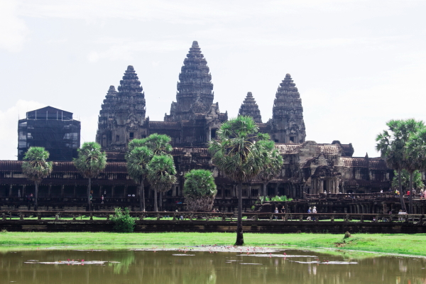 What to see on vacation in Siem Reap, Cambodia at www.oneteaspoonoflife.com