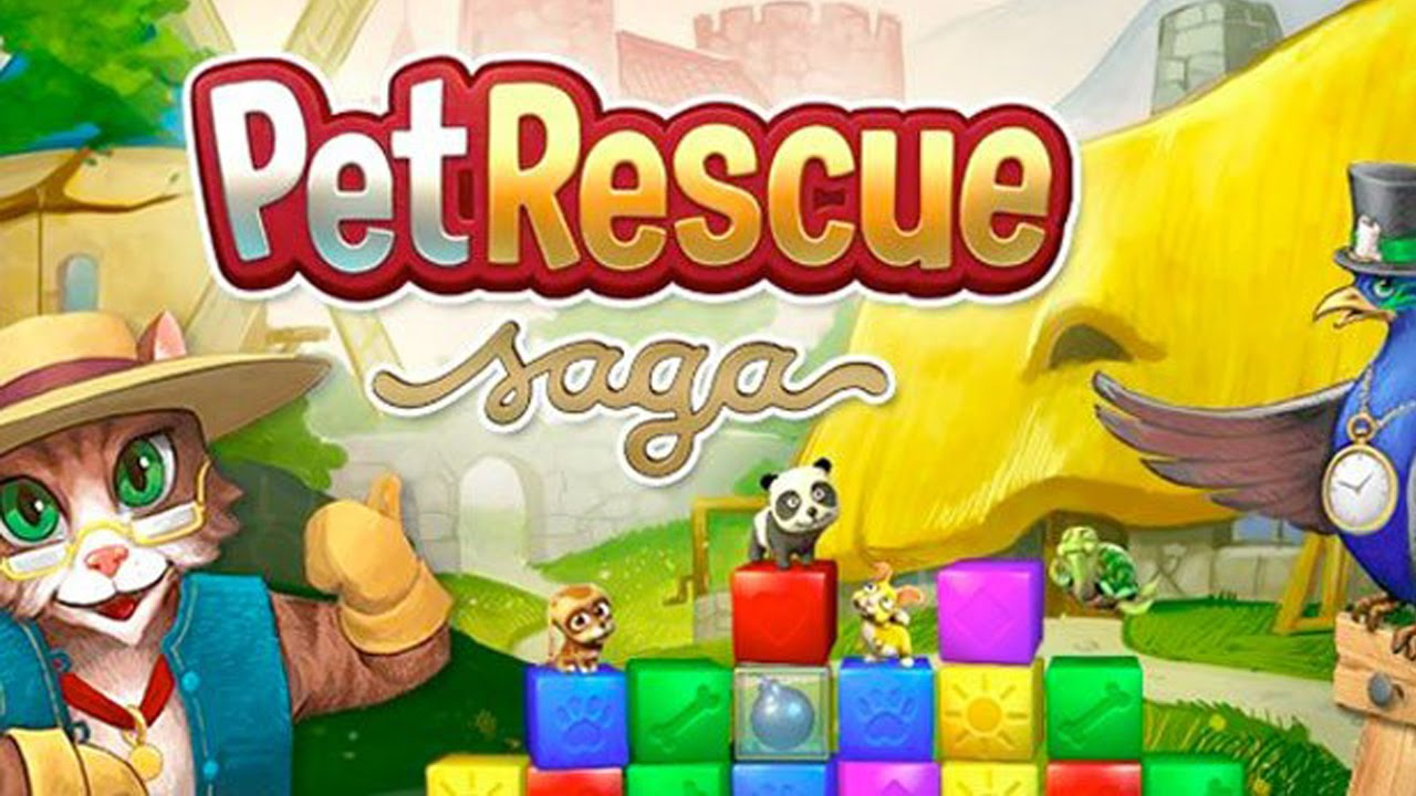 How to Play Pet Rescue Saga on Your Computer (with Pictures)
