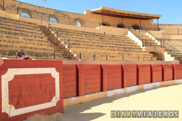 Juego de Tronos en Andalucia - Plaza de Toros de Osuna