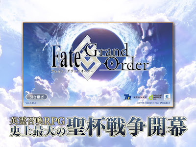 Fate Grand Order v1.27.1 Mod Apk Free Android