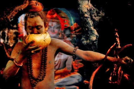 The Dark Side of Hinduism: Aghori: Human Flesh Eaters ~ An Indian