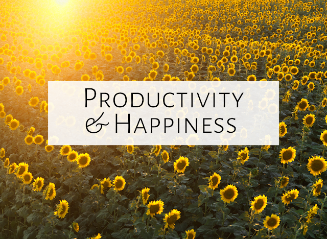 Six Routines to Improve Productivity and Happiness