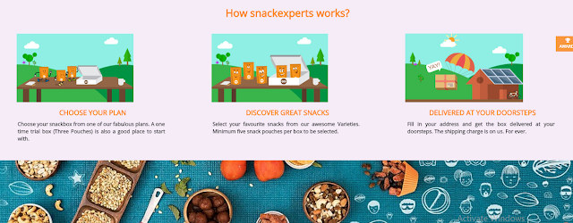 snacking website Snackexpert.com