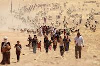 foto profughi racconto esiliati