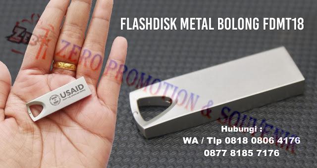 USB Metal Slim FDMT18, USB Metal Bolong, Flashdrive Metal Bolong, Flash Disk Metal Slim FDMT18, Flashdisk Tutup Botol, Usb Promosi jenis metal yang berlokasi di Tangerang