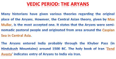 Vedic Period (Vedic Age): The Aryans, Vedic Literature - Indian History