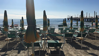 Strand Alassio, Italiaanse bloemenrivièra