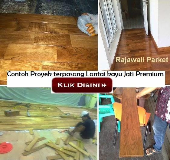 type & Harga lantai kayu jati berbagai ukuran