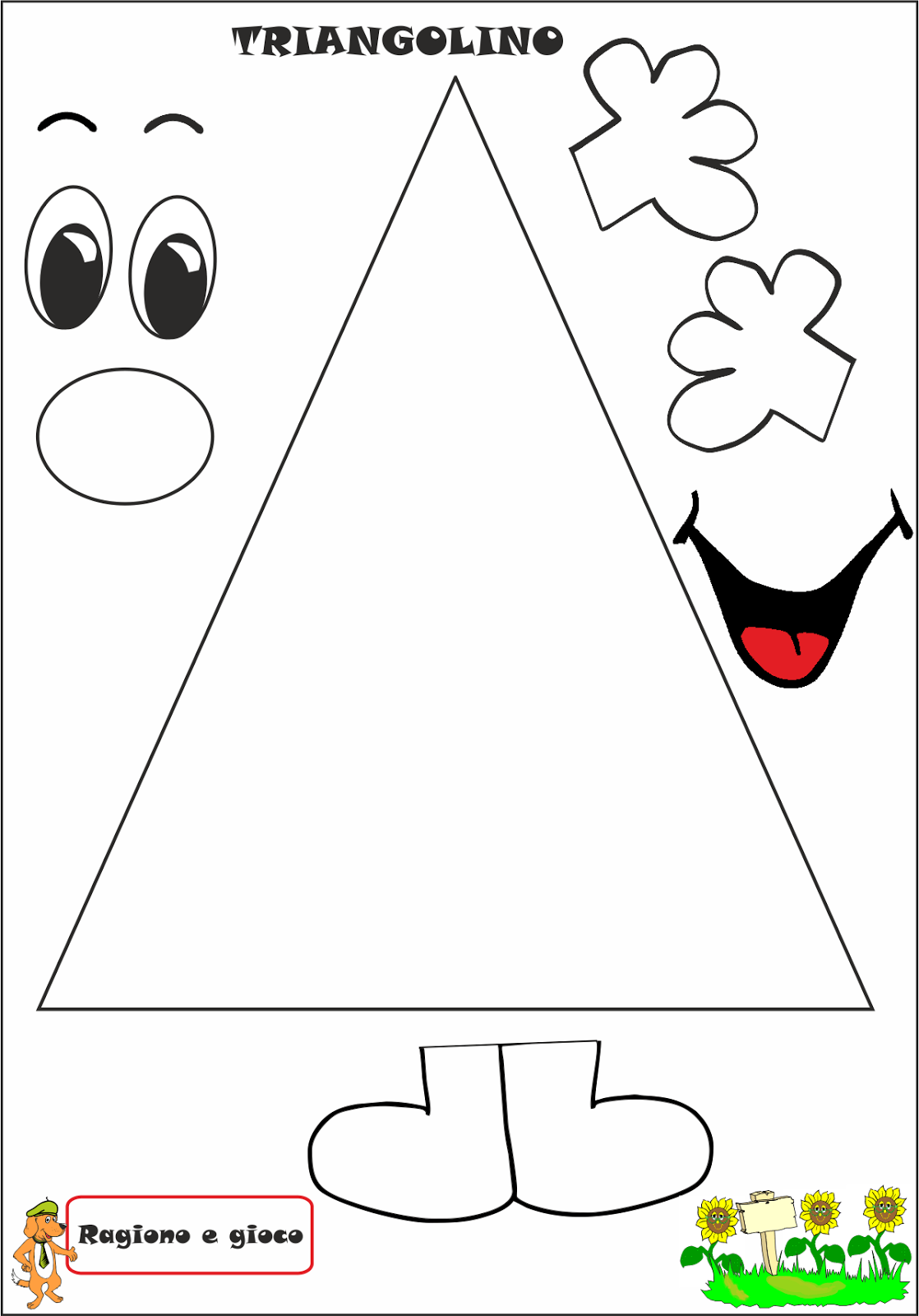 Blank Gingerbread House Coloring Pages Annemarie Blackden Ablackden