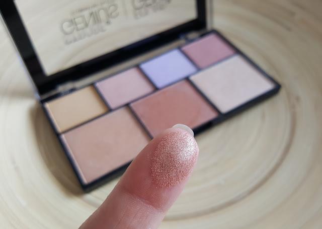 Nyx Cosmetics Strobe Of Genius Illuminating Palette || Aydınlatıcı Palet