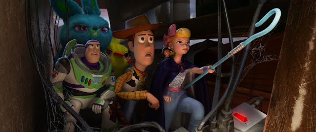 Toy Story 4 The Most Easter eggs of any film