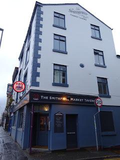 The Smithfield Market Tavern in Manchester's Northern Quarter
