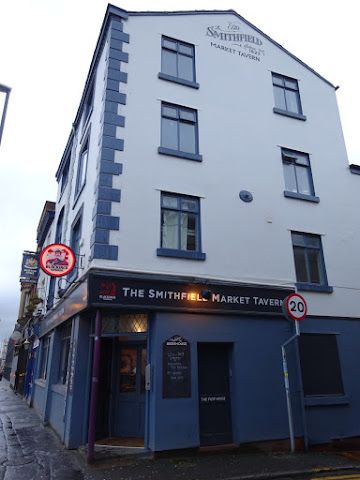 The Smithfield Market Tavern in Manchester's Northern Quarter