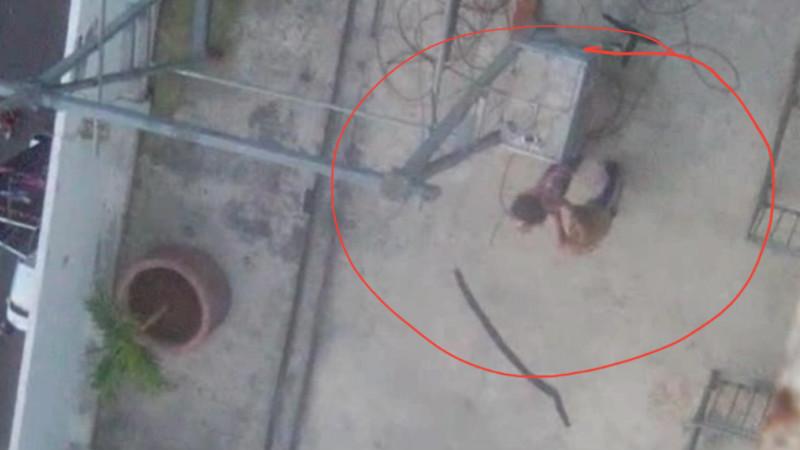 Video mesum diduga praja IPDN di atas balkon di Jatinangor