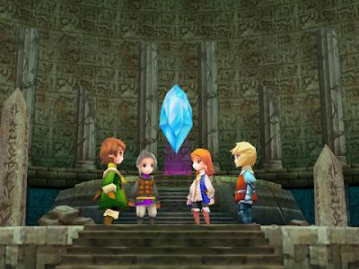 Final Fantasy III lançado para Android no Japão 2