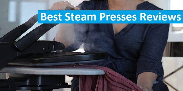 Top 6 Best Steam Presses