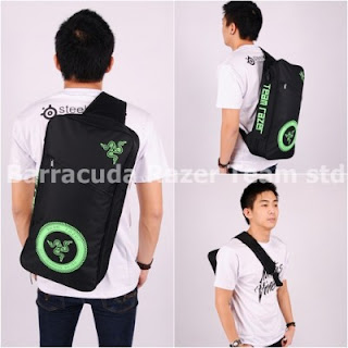 Gaming Bag - Tas Gaming Barracuda STANDART - Razer