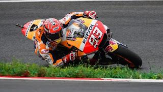 Marquez Start Terdepan Hasil Kualifikasi MotoGP Austria
