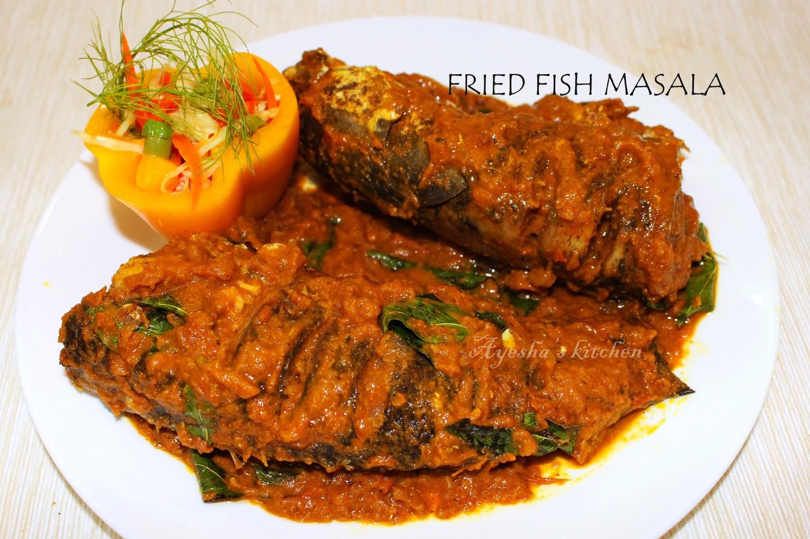Fish recipes for Fried fish recipes
