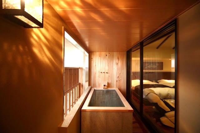 白菊飯店 Hotel Shiragiku - 房內私人風呂