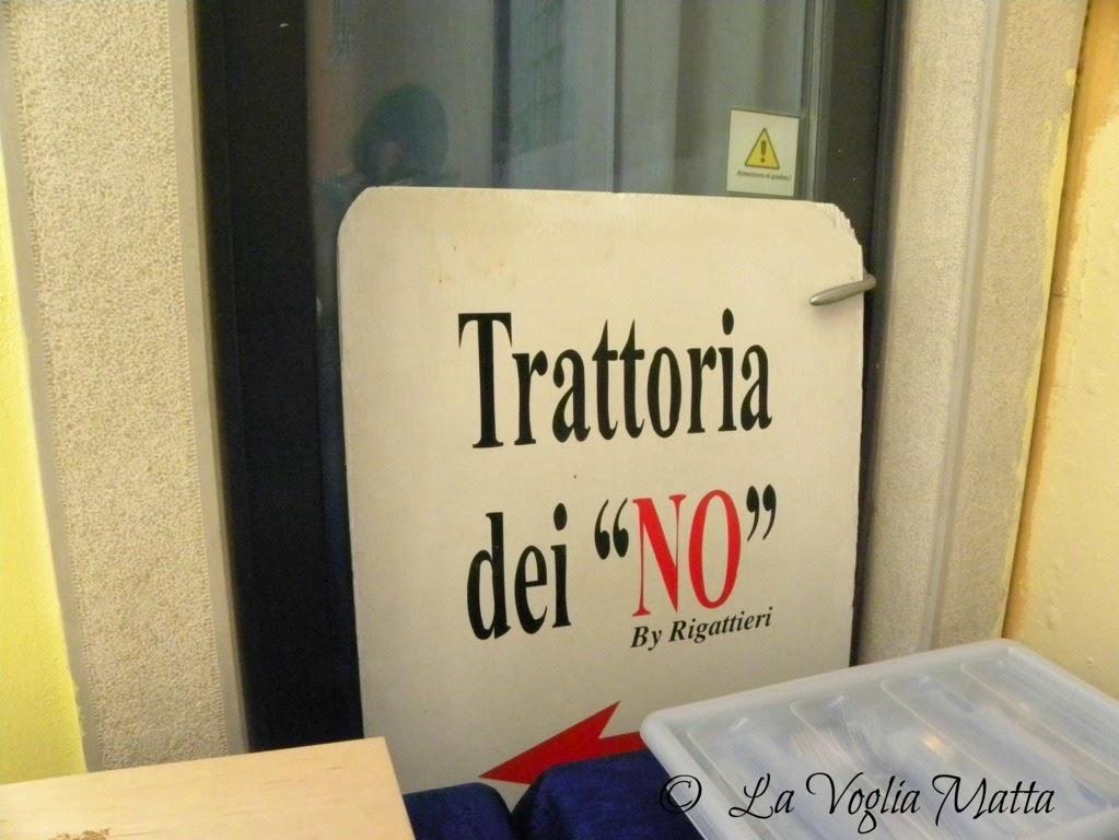 Trattoria dei No a Trieste