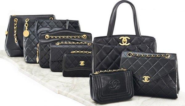 Hàng loạt mẫu túi xách Chanel cá tính ra mắt thị trường trong năm nay