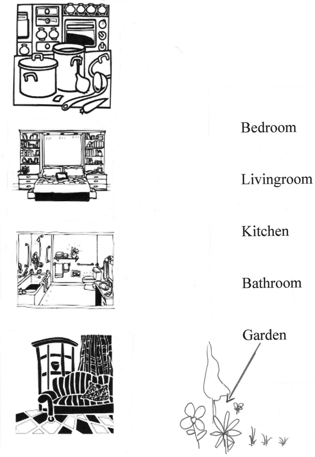 Image Result For Worksheet About Family