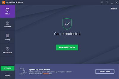 Avast! Free Antivirus 2020