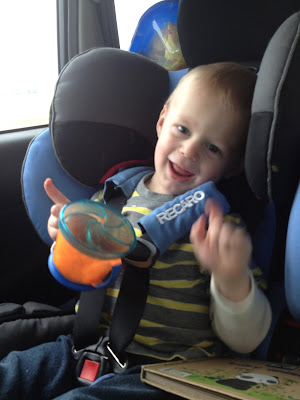 Tips and tricks for long road trips with babies