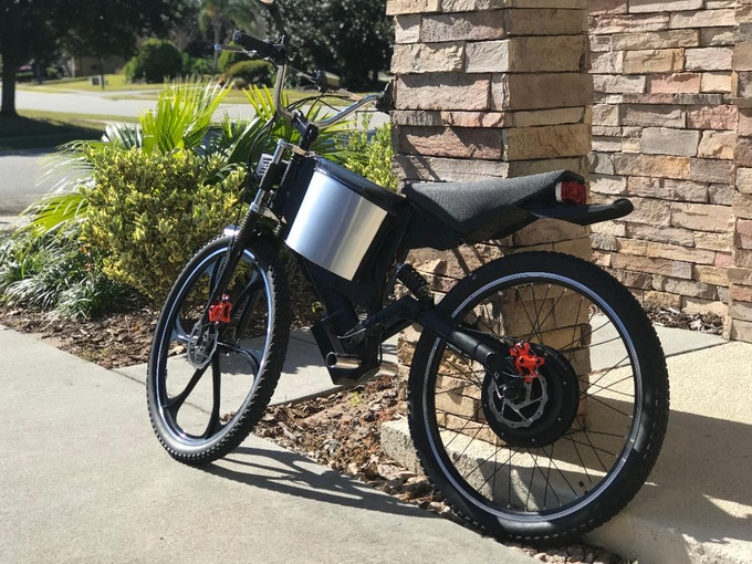 legal electric motorcycles