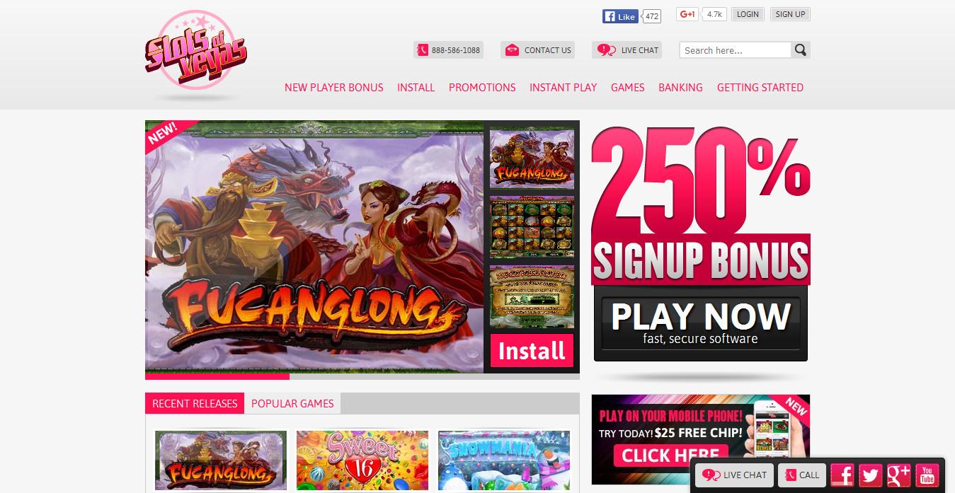 online casino job offer